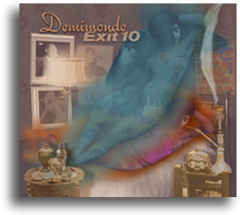 Demimonde CD cover